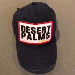 DSquared Desert Palms Cap